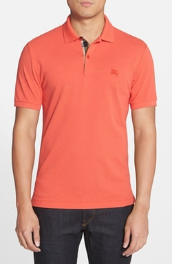 Burberry Brit - Modern Fit Piqué Polo Shirt