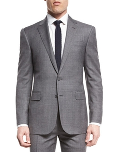 Ralph Lauren  - Anthony Two-Piece Sharkskin Suit
