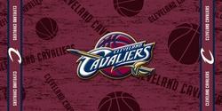 WinCraft - McArthur Sports Cleveland Cavaliers Beach Towel