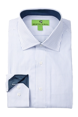 Bristol & Bull - Stripe Dress Shirt