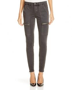 BlankNYC  - Skinny Ankle Zip Cargo Pants