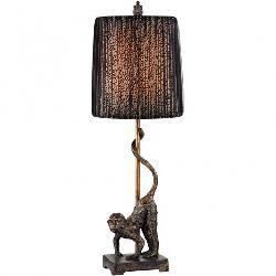 Dimond - Aston Monkey Accent Lamp