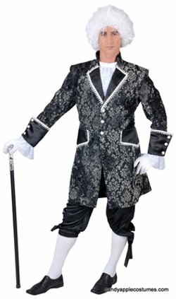 Funny Fashion - Deluxe Adult Venetian Carnival Signore Costume