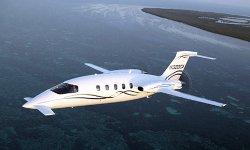 Piaggio America, Inc. - Piaggio P180 Avanti II Plane