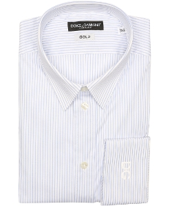 Dolce & Gabbana - Striped Cotton Blend