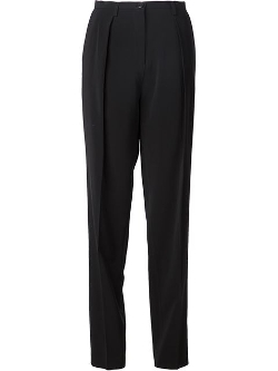 Ivan Grundahl - Pleated High Waist Trousers