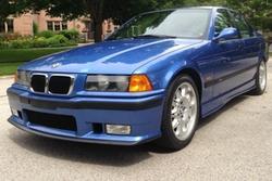 BMW - 1997 M3 Sedan