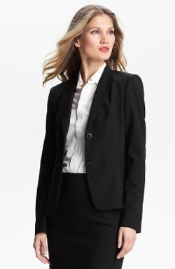 Hugo Boss  - Stretch Wool Jacket