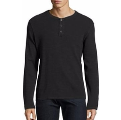 AG Jeans - Cotton Henley