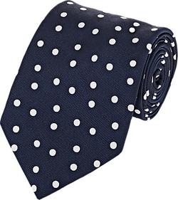 Cifonelli - Polka Dot Necktie