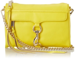 Rebecca Minkoff  - Mini Mac Convertible Cross-Body Handbag
