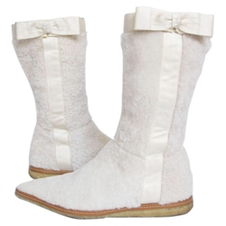 Chanel - Half Boots