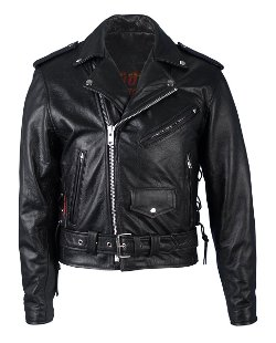 Hot Leathers  - Classic Motorcycle Jacket