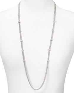 ABS by Allen Schwartz  - Multi Chain Illusion Necklace