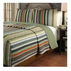 Bonanza - College Campus Stripe Quilt