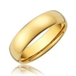 Cavalier Jewelers  - Titanium Ring Wedding Band Ring
