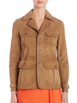 Polo Ralph Lauren  - Suede Jacket