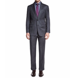 Armani Collezioni - G-Line Melange Two-Piece Suit