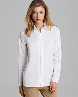 Theory  - Keetly Dress Shirt