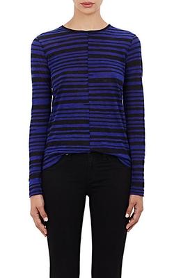 Proenza Schouler - Tissue-Weight Long-Sleeve T-Shirt