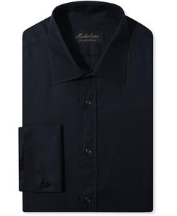 Michelsons - Chevron Texture Tuxedo Shirt
