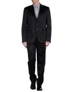 Incom Red Label - Lapel Collar Tuxedo Suit
