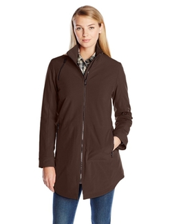 Pendleton - Water-Resistant Front-Zip Coat