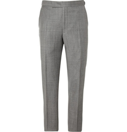 Richard James   - Relaxed Fit Wool Suit Trousers