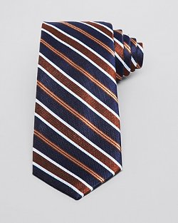 The Men - Diagonal Stripe Classic Tie