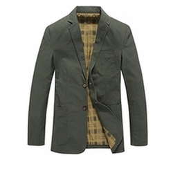 S&S  - Casual Three Pockets Blazer