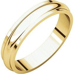 Goldia - Wedding Band Ring