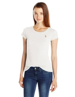 U.S. Polo Assn.  - Cotton Rib Short Sleeve T-Shirt