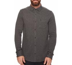 Original Penguin - Long Sleeve Knitted Nep Shirt