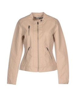 Only - Mandarin Collar Jacket