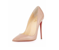 Christian Louboutin - So Kate Patent Red Sole Pumps