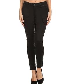 Enjean - Slim-Fit Cargo Pants