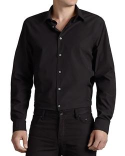 John Varvatos - Classic Fit Button Down Shirt