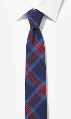 Express - Narrow Cotton Tie