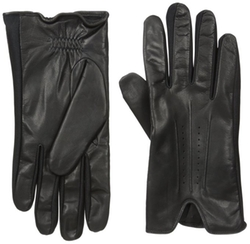 Isotoner - Smartouch Stretch Leather Gloves