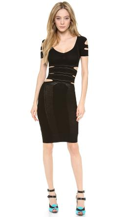 Cushnie et Ochs - Cutout Dress