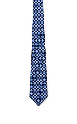 Kiton - Medallion Necktie