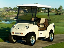 Columbia - Eagle Golf Cart