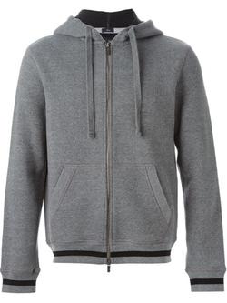 Armani Jeans  - Zipped Hoodie