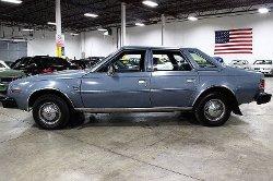 AMC  - 1982 Concord Car