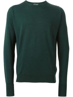 John Smedley   - Crew Neck Sweater