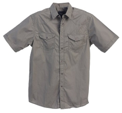 Gioberti - Casual Western Short Sleeve Shirt