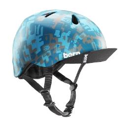 Bern  - Unlimited Jr. Nino Summer Helmet