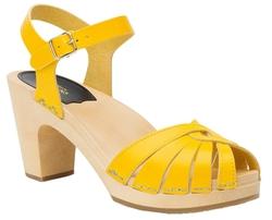 Swedish Hasbeens - Fredrica Platform Sandals