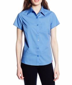 Dickies - Short Sleeve Solid Poplin Shirt