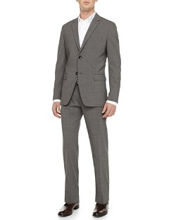 Theory   - Kody 2 New Tailor Suit Pants